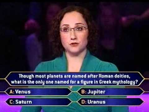 Who Wants To Be A Millionaire Blooper