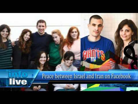 Peace Between Israel And Iran On Facebook