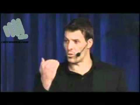 Tony Robbins: Anthony Robbins What You Must Do To Motivate NOW