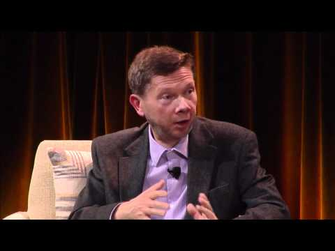 Eckhart Tolle: Talks At Google