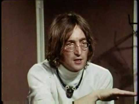 John Lennon Interview 6-6-1968