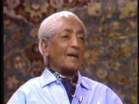 Krishnamurti: With Chogyam Trungpa Rinpoche (1 of 5)