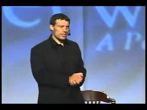 Tony Robbins: How To Have Self Confidence