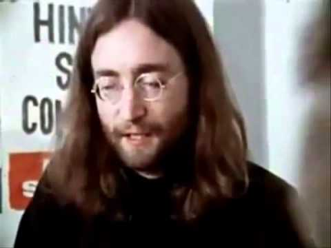 John Lennon: Famous Words Of Wisdom
