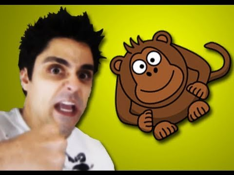 Ray William Johnson =3: DlRTY M0NKEY