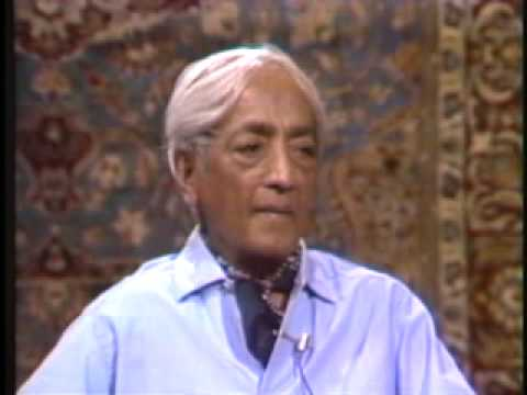 Krishnamurti: With Chogyam Trungpa Rinpoche (5 of 5)