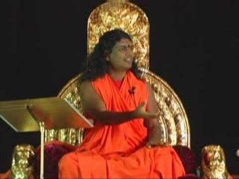 Swami Nithyananda: Using Love As A Gateway To Higher Consciousness