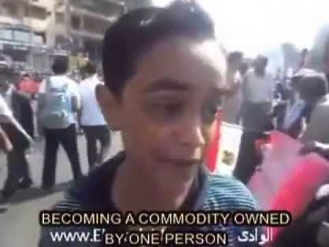 12-Year Old Explains Egyptian Revolution In Under 3 Minutes