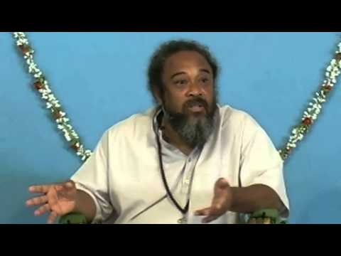 Mooji: Fear Is Bluff Of The Mind