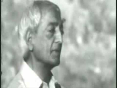 Krishnamurti: End at Zeitgeist Addendum